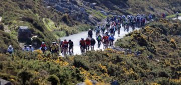 07/06/2015 - NEWS - Image from the Wicklow 200 Cycle Ride. Its a 200 Km's Non Competitive Ride which takes place around the roads of Wicklow and attracted 3000 entrants.   Picture Nick Bradshaw